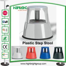 Rolling Step Stool Ladders Plataforma de trabajo