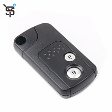 High quality remote key clone for Honda 2 button car key code with 433 mhz 46 chip