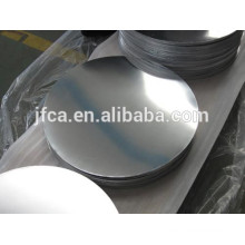 1050 1060 1070 1100 3003 Cercle à disque rond en aluminium pour ustensiles de cuisine