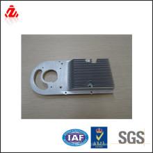 Soporte de fresado personalizado en aluminio / mecanizado cnc