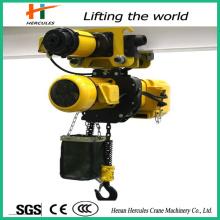 Palan électrique à chaîne 3 t avec Protection de surcharge