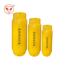 Industrial ISO standard 400L liquid ammonia cylinder