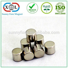 N35 N42 N50 strong round rare earth magnet