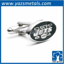 customiz Designer Manschettenknöpfe, maßgeschneiderte New York Jets Manschettenknopf