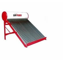 Chauffe-eau solaire compact non pressurisé