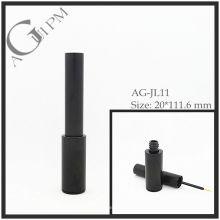 Aluminium rond Eyeliner Tube/Eyeliner conteneur AG-JL11, AGPM empaquetage cosmétique, couleurs/Logo personnalisé