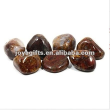 High Polished Gemstone piedra roja pulida piedra pulida piedra