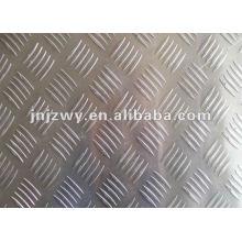 1060 plaques en aluminium / aluminium en aluminium gaufré