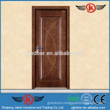 JK-SD9019 wally wooden door drawing wooden door slats wooden flash door