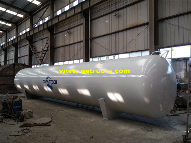 60000L Propane Storage Tanks