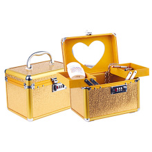 Jewelry box hot sale professional makeup case