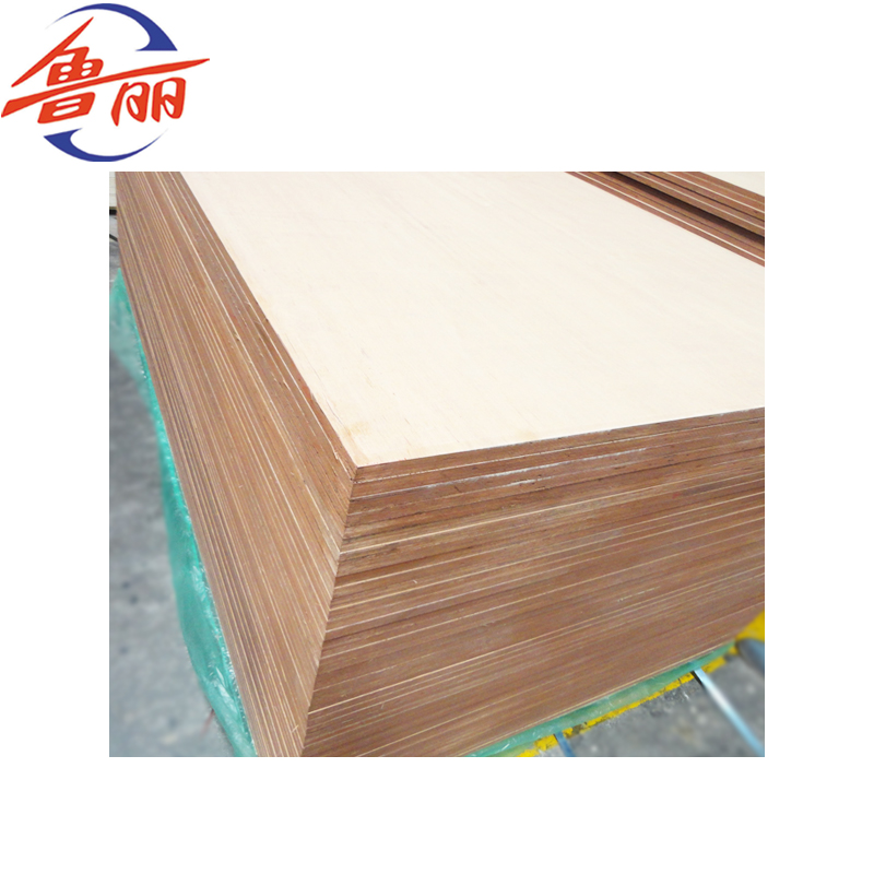 red core fancy plywood of luli