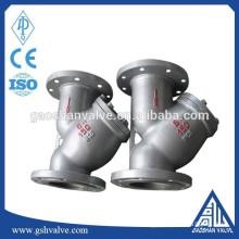 casting steel pipe filter manufacturer