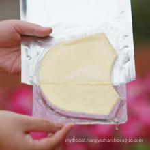Facial cosmetics 24K Nano Gold Nutritive Firming Hydro Pure Gel Neck Mask