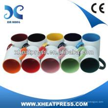11oz Ceramic Inner & Handle para caneca de esmalte