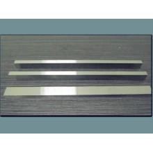 Bande d'électrode de molybdène