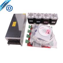NEMA 23 / NEMA 34 Schrittmotortreiber tb6560 Board und Power CNC Kit