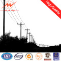 110kv Electrical Distribution Power Poles for Transmission Line