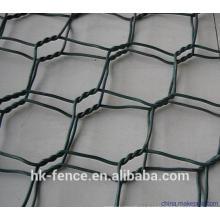Caja de gaviones recubierta de zinc galvanizado en caliente