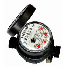 Одноструйный измеритель воды (D7-5 + 4-2)