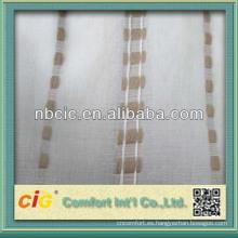 Cortinas de Gasa chino 2014 calidad con Deshion de moda