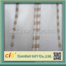 2014 Quality Chinese Voile Curtains With Fashion Deshion