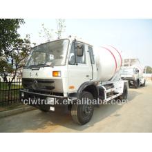 Entrega rápida 6M3 Dongfeng mini camión hormigonera