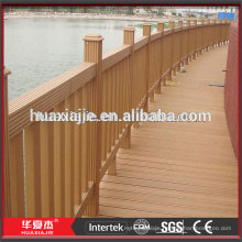 Factory Price Green Building Material Outdoor Wpc Composite Decking