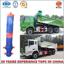 Front Lifting Straight Type Cylinder for Dump Truck Hydraulic Cylinder