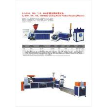 AXSJ-105-90 Máquina de reciclaje de película plástica / Granulador de plástico en China