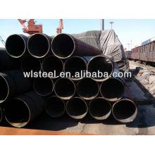 Precio de tubo de acero corrugado API5CT H40 / J55 / K55