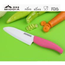 """Розовый Ручка 5.5"""" Утилита Керамический Кухонный Нож"""