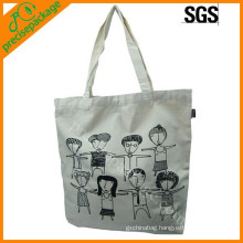 Eco-friendly custom canvas tote bag