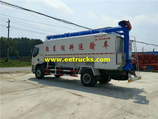 Dongfeng Dry Powder Delivery Tankers