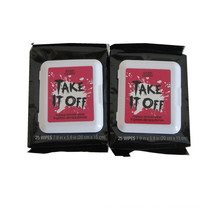 Beauty Cosmetics Soft Intimate Makeup Remover Wipes