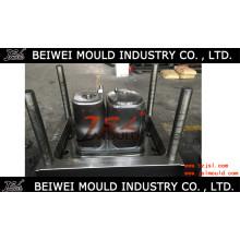 OEM Custom Injection Plastic Semi-Auto Twin Tub Washing Machine Mold