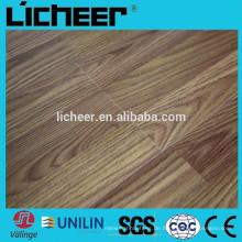 Innen-Laminat-Bodenbelag Hersteller in China Mitte geprägte Oberfläche 8.3mm / einfach klicken Laminatboden