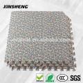 Interlocking EVA indoor printed mat