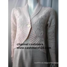 Suéter de cachemira redondo Jac Ty0914
