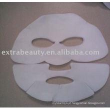 Máscara Facial de Folha Personalizada