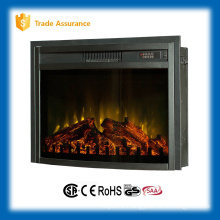 """SALE 26"""" classic insert wood fireplace electrical"""