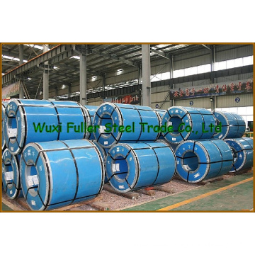 Cold Rolled Hot Rolled Stainless Steel Sheet in Stock