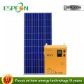 Tragbarer solarbetriebener 300W Solarhausinstallationssatz Generator