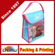 Non Woven Vertical Lunch Bag mit Hangtag (920069)