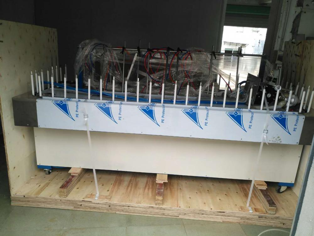 sofa foot coating machine