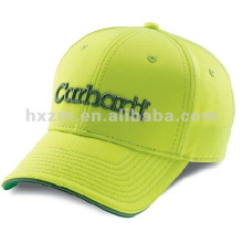 6 panel fashion embroidery caps and hats