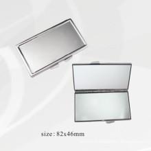 Miroir compact pour maquillage pour petit maquillage (BOX-46)