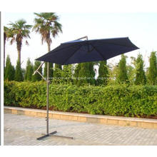 Outdoor 6ribs Banana Umbrella Cantilever Desingn