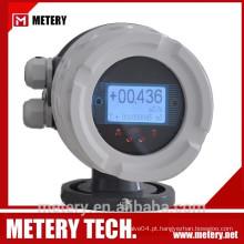 Conversor de medidor de fluxo eletromagnético com função GPRS GSM MT80C