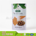 Oem Custom Printed Plastic Resealable Zip Top Food Stand Up Pouches Nigeria